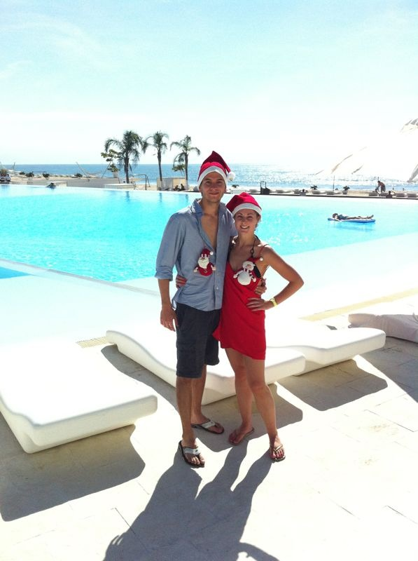 Christmas 2012, Puerto Vallarta
