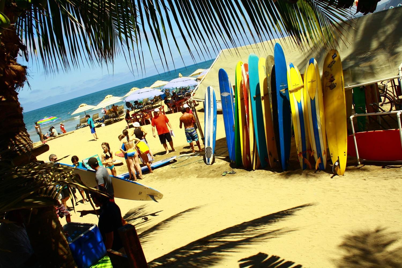 Sayulita surf mecca for beginners