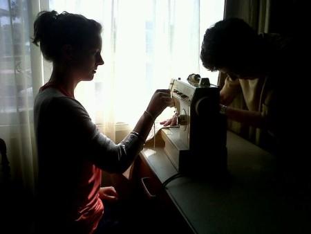 Grandma´s sew lessons