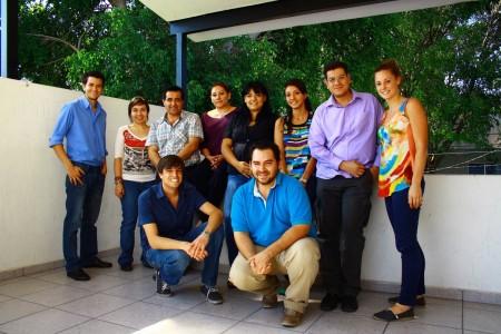 CyberPuerta team 2013