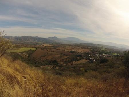 Landscapes Mexico