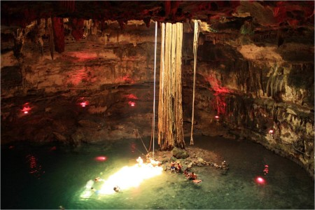 Cenote Samulá