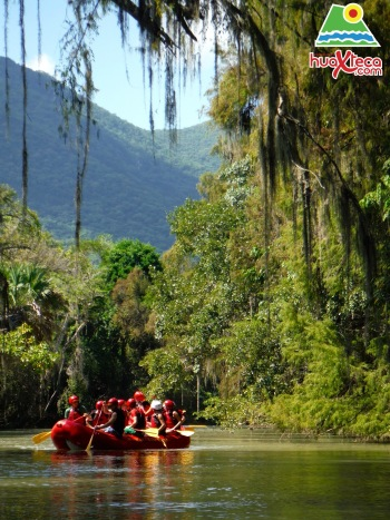 HuaXteca Rafting