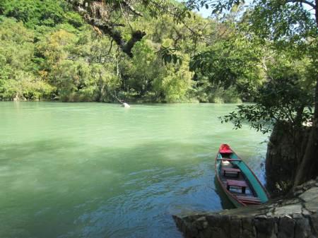 Micos River, Huasteca Potosina